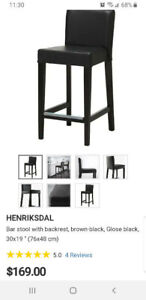 IKEA Bar stools/Chairs and Table