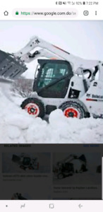 Bobcat Operator in Burnside Required for Snow Removal