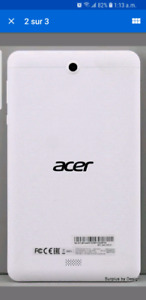 Acer iconia one 7""