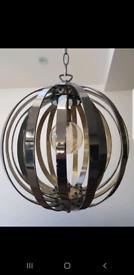 Debenhams pendant ceiling light