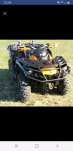 2015 can am xtp outlander