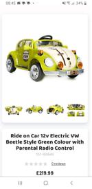 Electric car Vw
