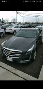 Cadillac cts performance luxury mag ride model
