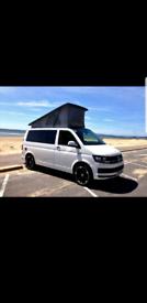 Volkswagen Transporter 4 Birth Campervan T6 Startline