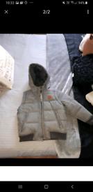 Boys timberland coat