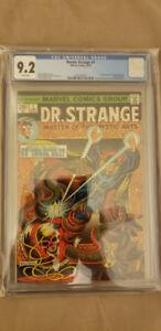 cgc comic - Dr. Strange 1 - 9.2
