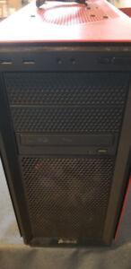 Intel I5, 16gb ram, 2x 240gb sdd (raid 1), asus z97-m plus  ++