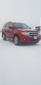 2009 Ford Escape Xlt Awd v6