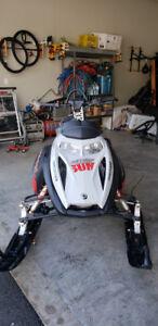 2007 Rotax 800 Snowmobile