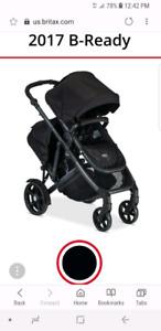 Britax bready stroller