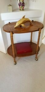 Side Table/Tea Cart