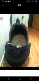 Lay flat BRITAX car seat/buggy attachment