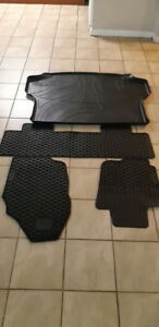 All weather mats Toyota rav4