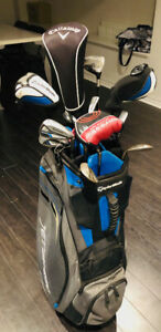 TAYLORMADE SPEED BLADES GOLF SET $450.00