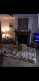 Houseproud rug for sale. Size is 236cmx169cm
