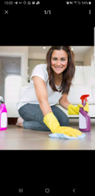 Professional cleaning services. All London. Short notice.