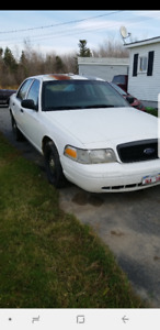 08 crown vic