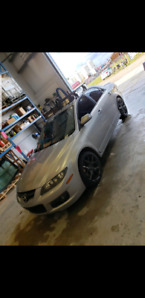 Mazdaspeed6 AWD turbo