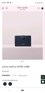 Kate spade wallet Calamvale Brisbane South West Preview