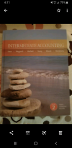 Business, accounting books for sale (St. Lawrence College)