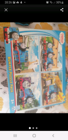 Thomas the Tank engine Jigsaws