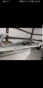 EZ Loader Boat Trailer