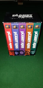 PLANET OF THE APES  - MOVIE BOX SET