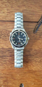 Omega Seamaster Planet Ocean XL 45.5mm Co-Axial full set NEGO!