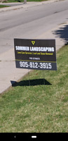 SOMMER LANDSCAPING AND SNOW REMOVAL