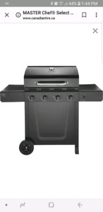 MASTER Chef® Select 4-Burner Propane BBQ