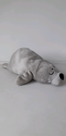 HUGGABLES SEAL SOFT TOY