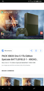Xbox one S(1tb)+laptop contre laptop gaming