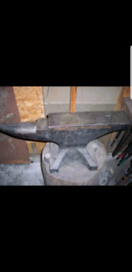 ISO an anvil