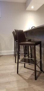 QUALITY BAR STOOLS HIGH BAR HEIGHT FOR SALE