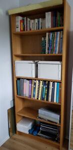 Grande bibliothèque solide