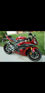 Looking for a 2006 - 2009 R6