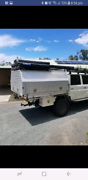 """Aluminum """"jack off"""" canopy Cooroibah Noosa Area Preview"""