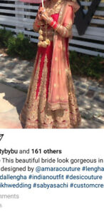 Bridal Lengha for Sale
