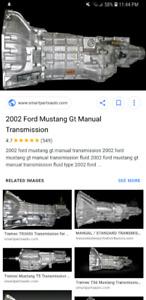 5 speed 4.6L mustang transmission