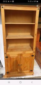 Corona display unit cabinet