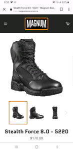 Magnum stealth force boots