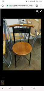 15 Cafe chair Lot !Save .All one money!Must   Go    !*