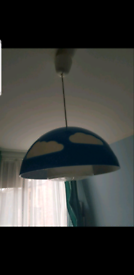IKEA ceiling light and wall light's