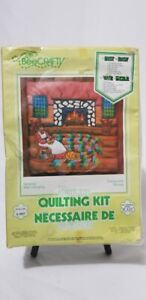 "Bee Crafty Outline Quilting Kit  Serenity Wall Hanging - 18""x22"""