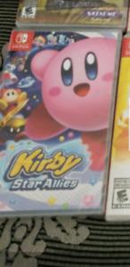 Kirby star allies - nintendo switch neuf / brand new