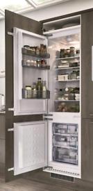 Fridge freezers installation