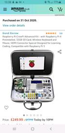 Raspberry Pi CrowPi Advanced Kit