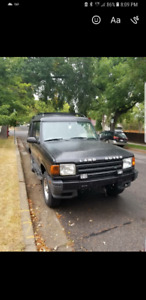 1997 Land Rover Discovery SUV, Crossover