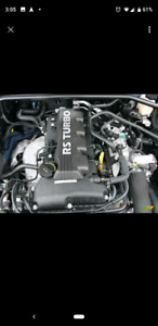 Hyundai Genesis Coupe 2.0T Engine