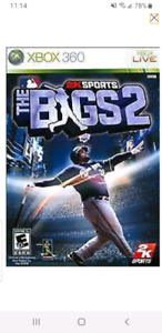 Wanted The bigs 2 xbox 360